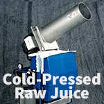 Goodnature commercial Cold Press for raw juice