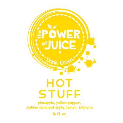 Hot Stuff Raw Juice