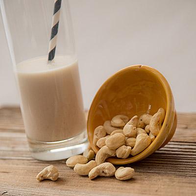 Protein Nut Milk with Cashews