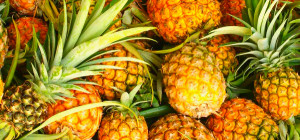 pineapples are rich in antioxidants