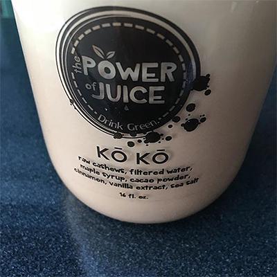 Ko Ko Nut Milk