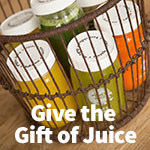 Give the Gift of Juice