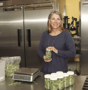 Brigid Rafferty of The Power of Juice featured in Newport Daily News article