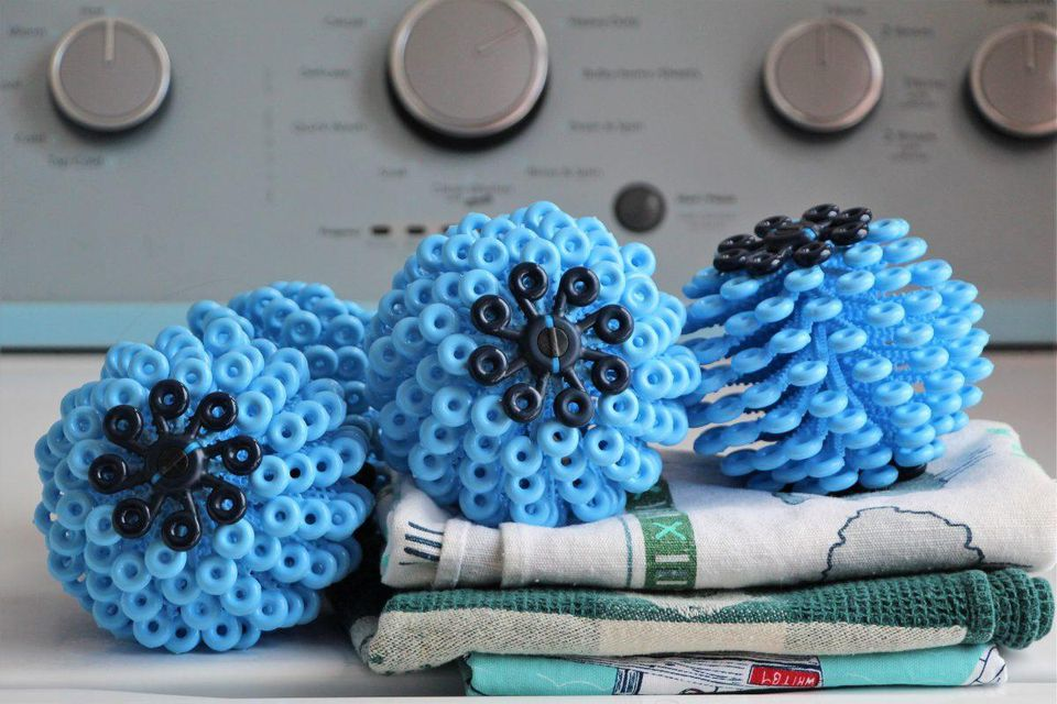 Cora Ball Keeps Tiny Microfibers Out Of Waterways